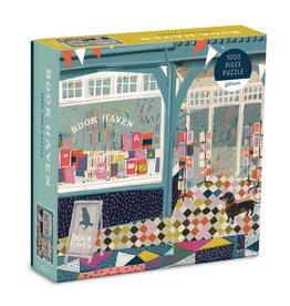Galison Book Haven 1000 Piece Puzzle