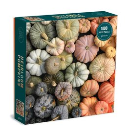 Galison Heirloom Pumpkins 1000 Piece Puzzle