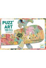 Djeco Puzz'Art Whale 150 pc
