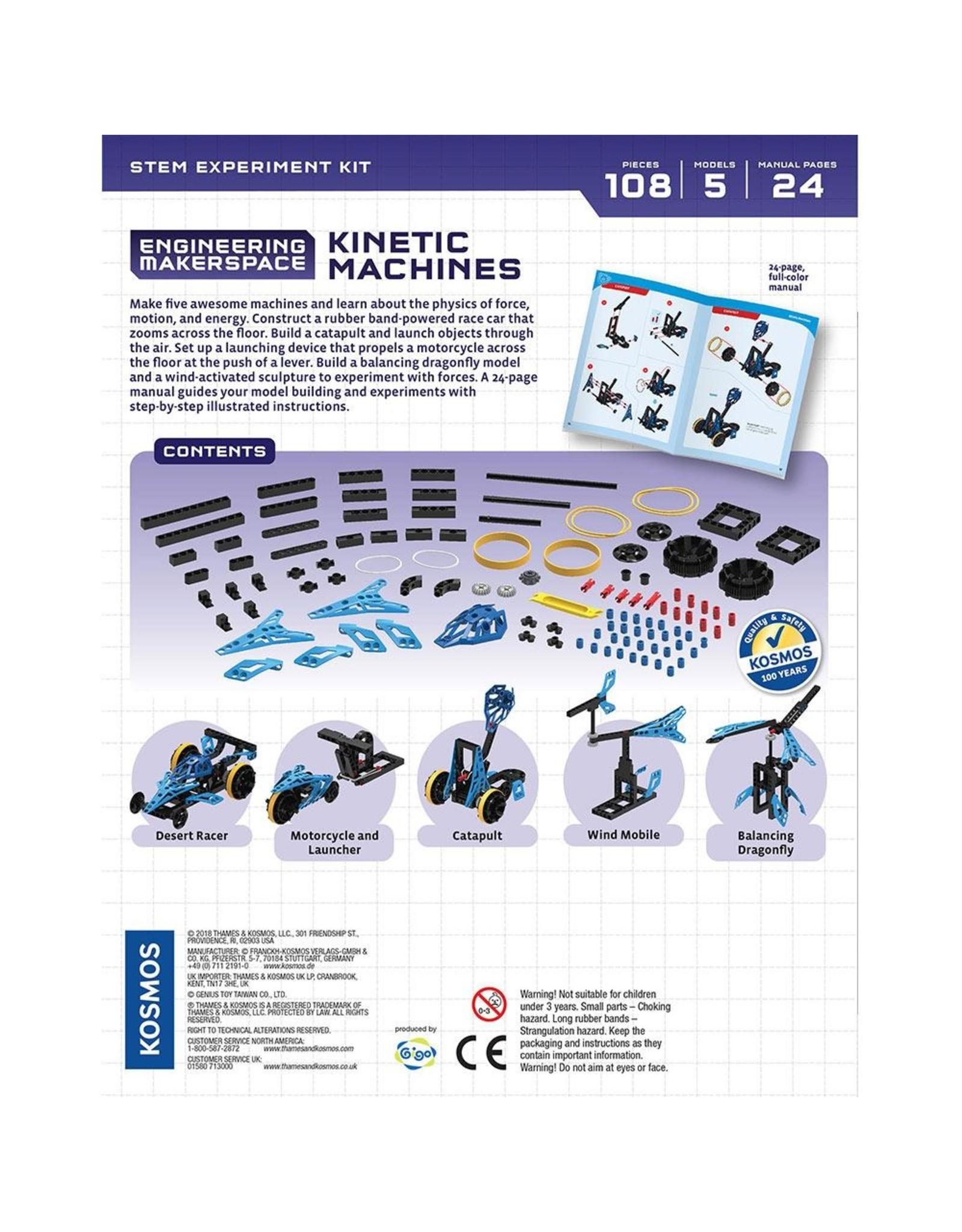 Thames & Kosmos Kinetic Machines