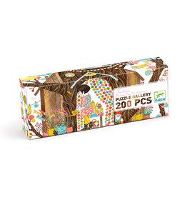 Djeco Tree House Gallery Puzzle 200pcs