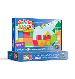 Cassidy Labs Gecko Blocks - 28 pieces