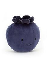 Jellycat Fabulous Fruit Blueberry