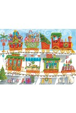 Cobble Hill Puzzles Christmas Train (Family)