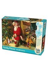 Cobble Hill Puzzles Santa's Lucky Stocking (Family)