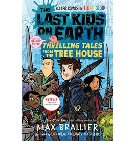 Penguin Random House The Last Kids on Earth: Thrilling Tales from the Tree House