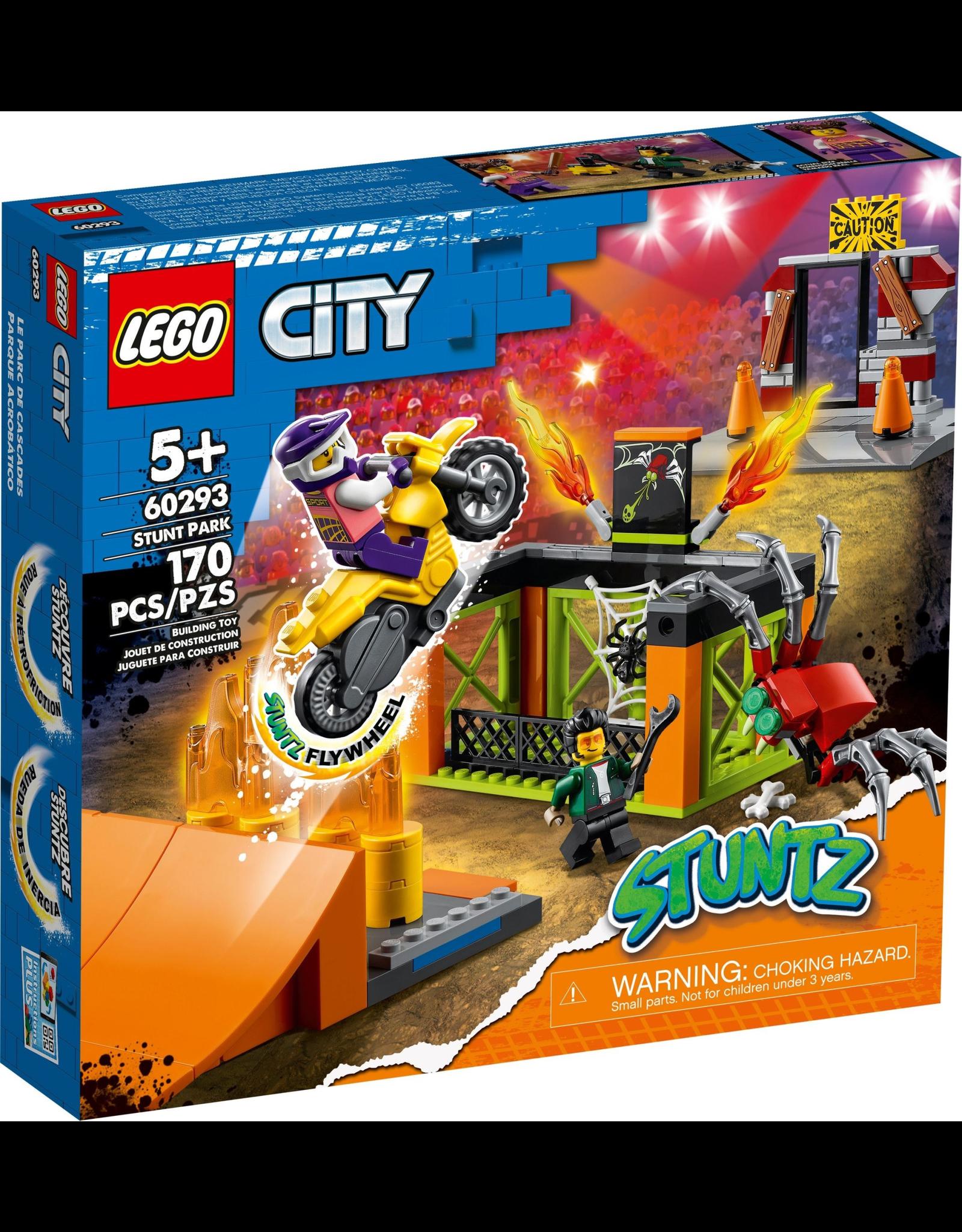 LEGO Stunt Park City Stuntz 60293