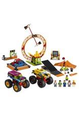 LEGO Stunt Show Arena City Stuntz 60295
