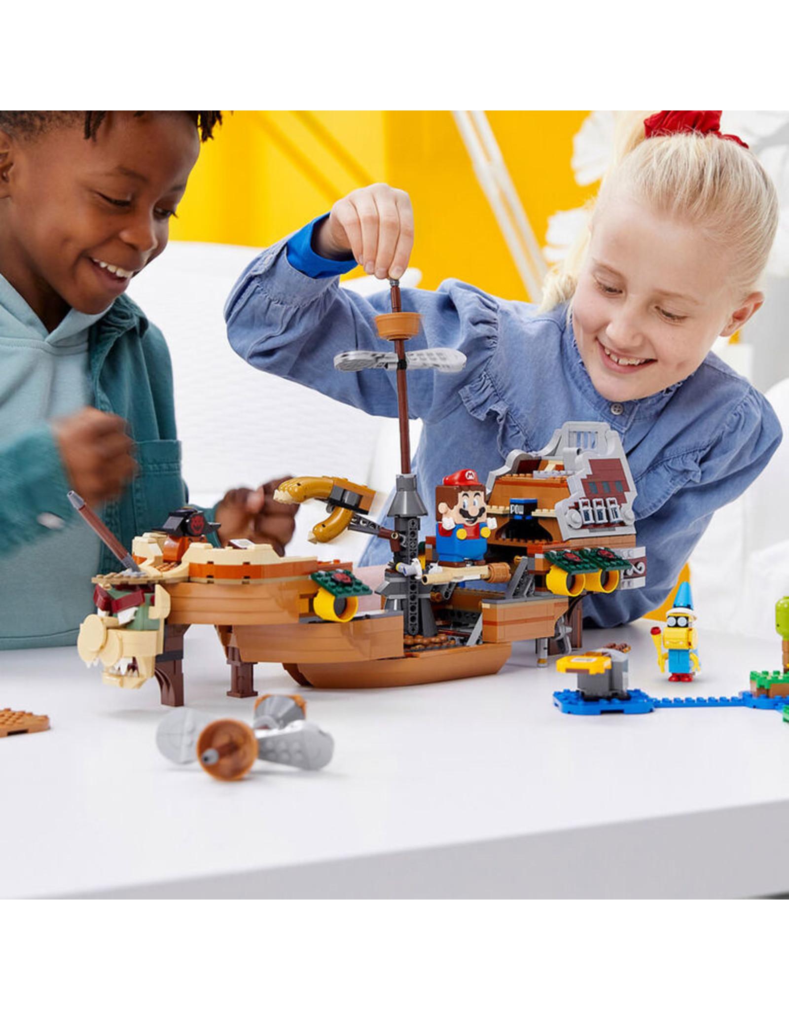 LEGO Bowser's Airship Expansion Set 71391