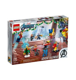 LEGO Marvel The Avengers Advent Calendar 76196