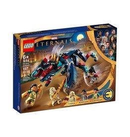 LEGO Super Heroes Marvel Deviant Ambush 75283