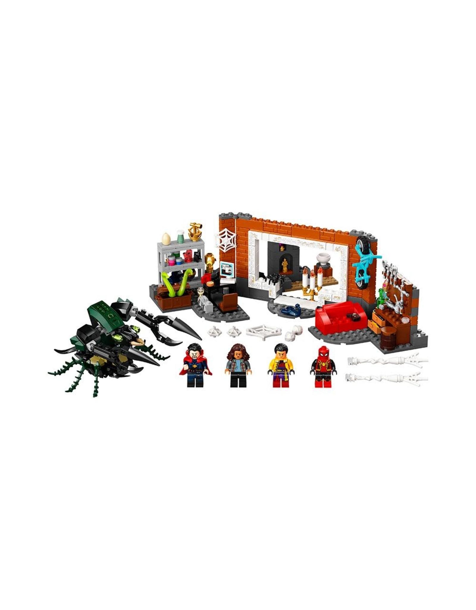 LEGO Super Heroes Marvel Spider-Man at the Sanctum Workshop 76185