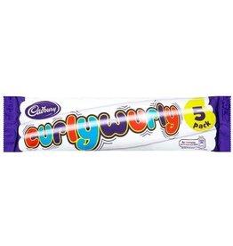 Cadbury Curly Wurly 5 Pack