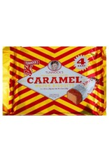 Tunnocks Tunnock's Caramel Wafer Biscuits 4 Pack