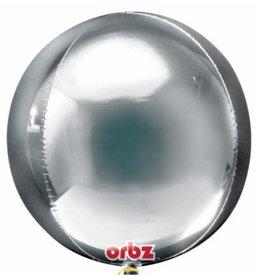 """Silver Orbz 16"""""""