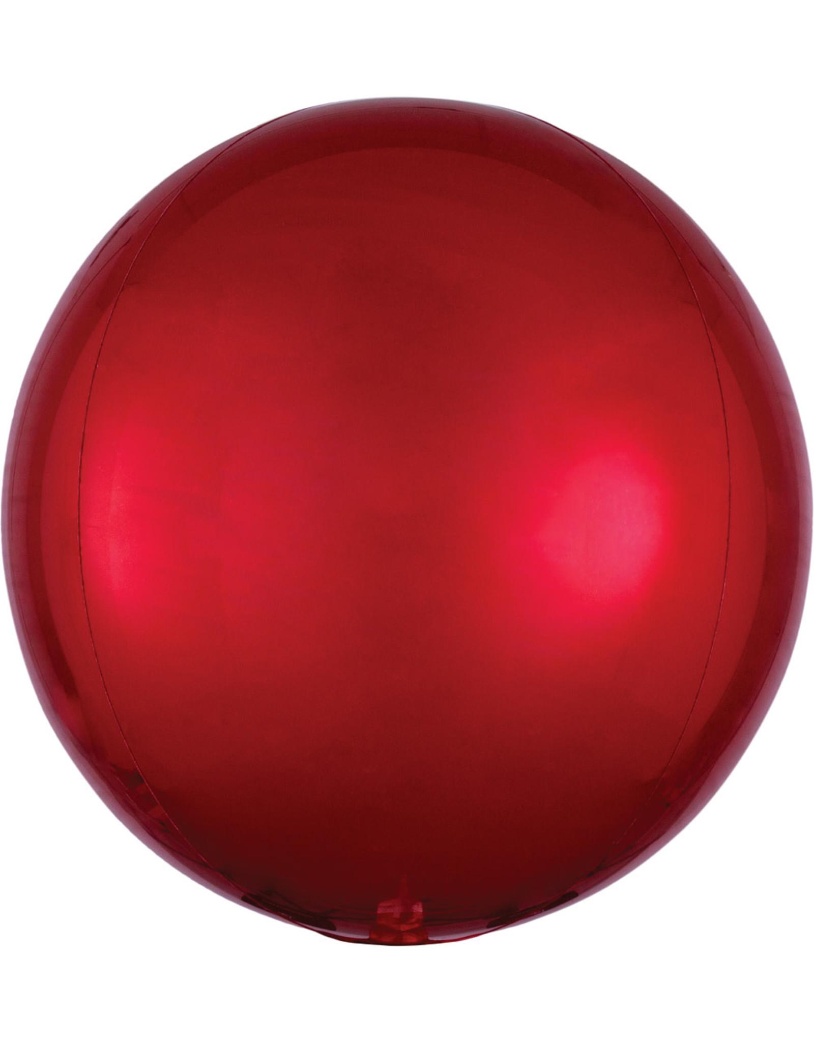"Red Orbz 16"""