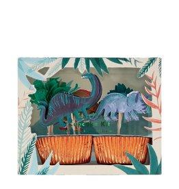 Meri Meri Dinosaur Kingdom Cupcake Kit
