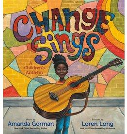 Penguin Random House Canada Change Sings A Children's Anthem
