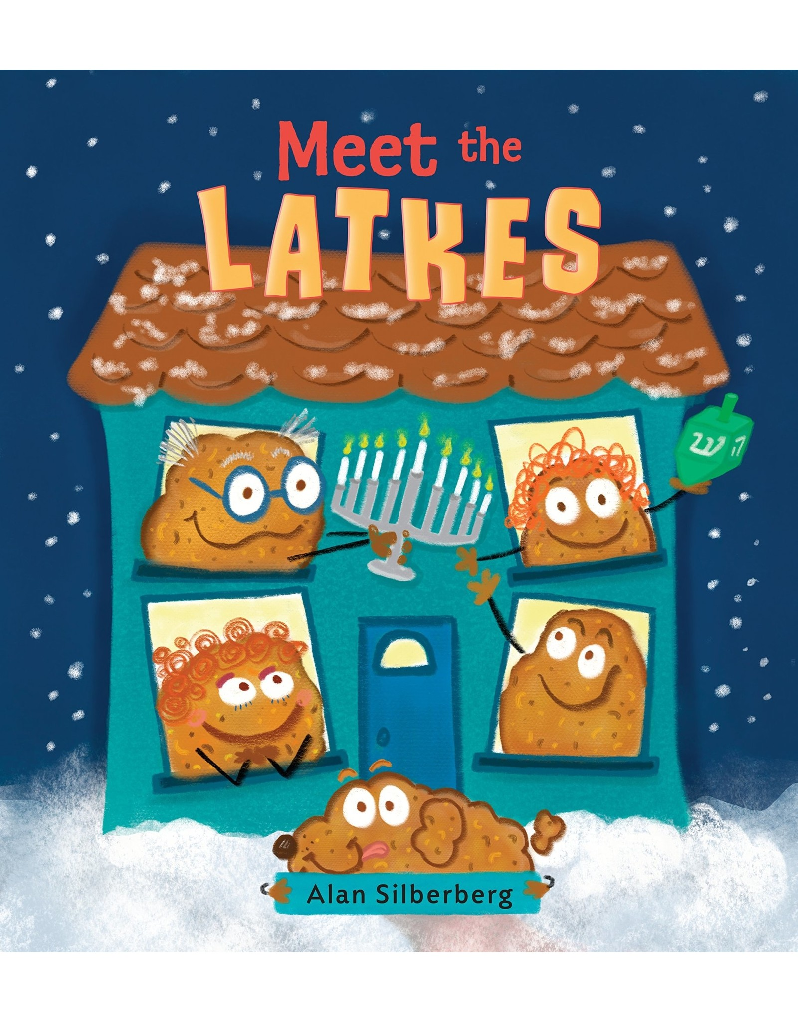 Penguin Random House Canada Meet the Latkes