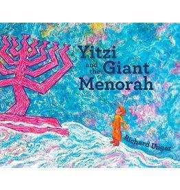 Penguin Random House Canada Yitzi and the Giant Menorah