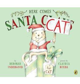 Penguin Random House Here Comes Santa Cat