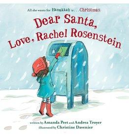 Penguin Random House Dear Santa  Love Rachel Rosenstein