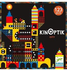 Djeco Kinoptik City -123 Pcs