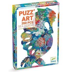 Djeco Puzz'art  Sea Horse 350 pcs