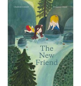 Milky Way Picture Books The New Friend