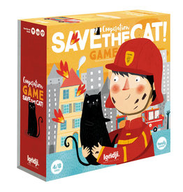 Londji Save The Cat Co-operation Game