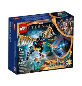 LEGO Eternals' Aerial Assault Super Heroes 76145