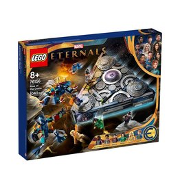 LEGO Super Heroes - 76156 Eternals Rise of Domo