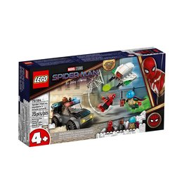 LEGO Super Heroes 76184 Spider-Man vs. Mysterio's Drone Attack