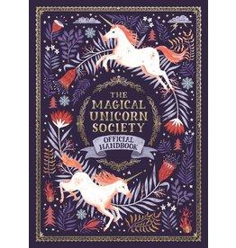 Feiwel & Friends The Magical Unicorn Society Official Handbook