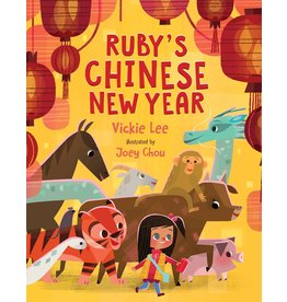 Henry Holt and Co. Ruby's Chinese New Year