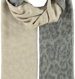 FRAAS Two Tone Leo Woven Cashmink®  Scarf