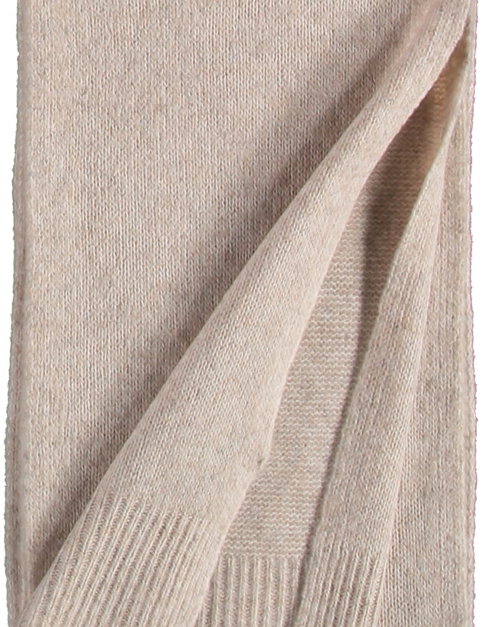 FRAAS Pastel Mélange Knit Scarf