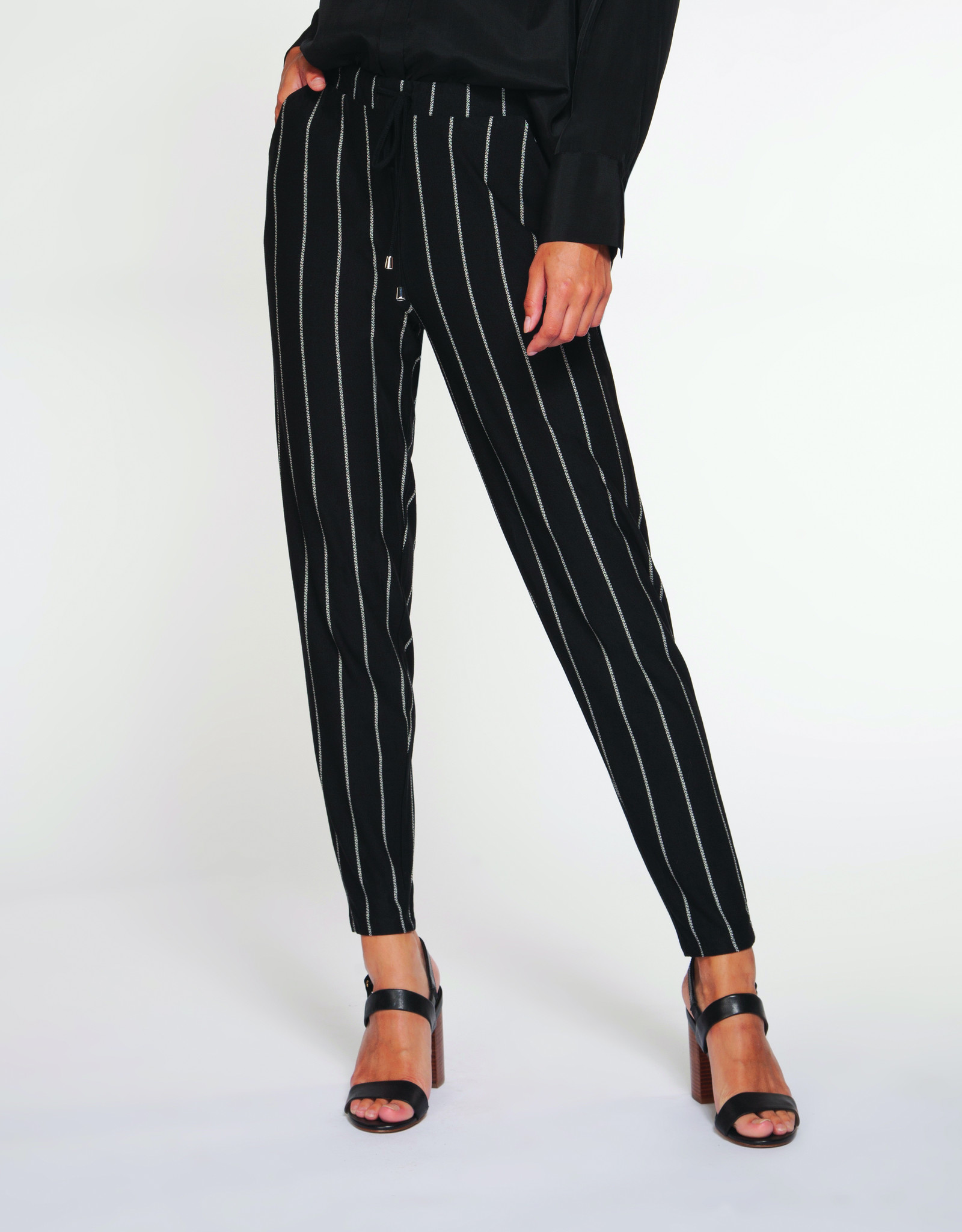 Dex Knit Stripe Pull on Pant