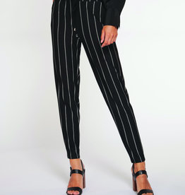 Dex Knit Stripe Pull on Pant