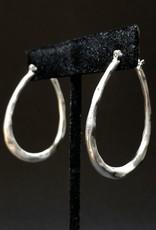 Garbo Oval Hoops