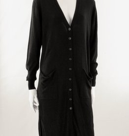 Black Tape CLEARANCE: Duster Cardigan