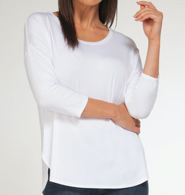 Black Tape CLEARANCE: 3/4 Sleeve Jersey Knit Top