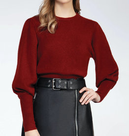 Dex Puff Sleeve Sweater