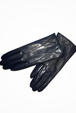 Venera Seta Faux Leather Design Gloves