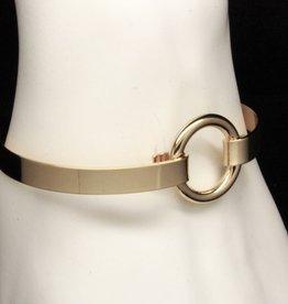 Jackie J Circle cuff bracelet