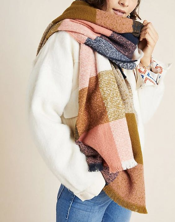The Wrapped Scarf