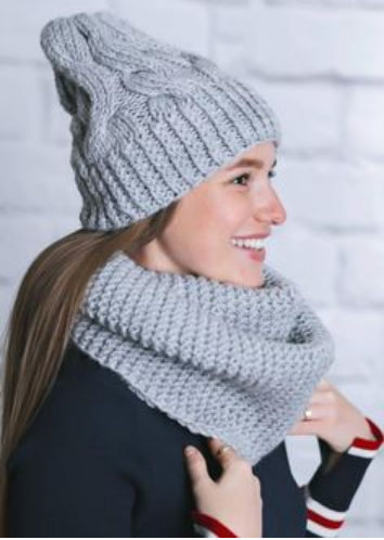 The Neck Warmer