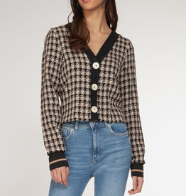 Dex Tweed Top