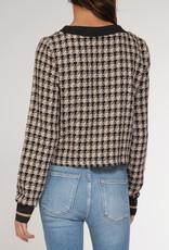 Dex CLEARANCE: Tweed Top