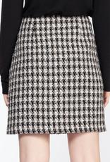 Dex Tweed Mini Skirt